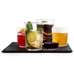 barra libre cervezas refrescos y vinos