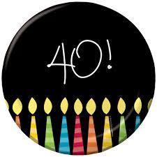 Fiesta 40 cumpleaños