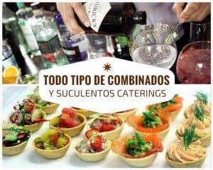 Combinados y catering