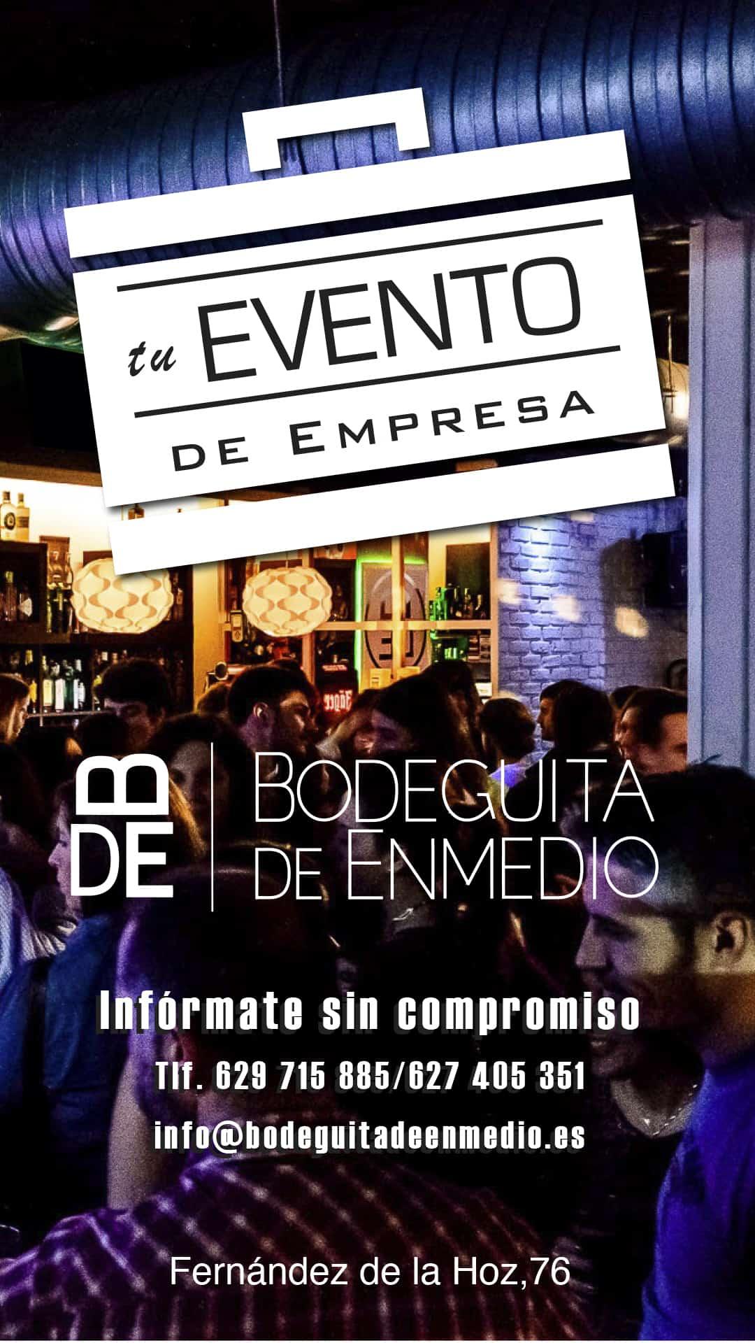 Direcciones a La Bodeguita Del Medio (Las Rozas De Madrid) en transporte público