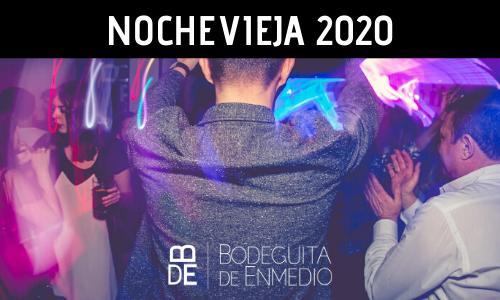 fiesta de nochevieja 2020