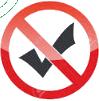 decoración prohibida