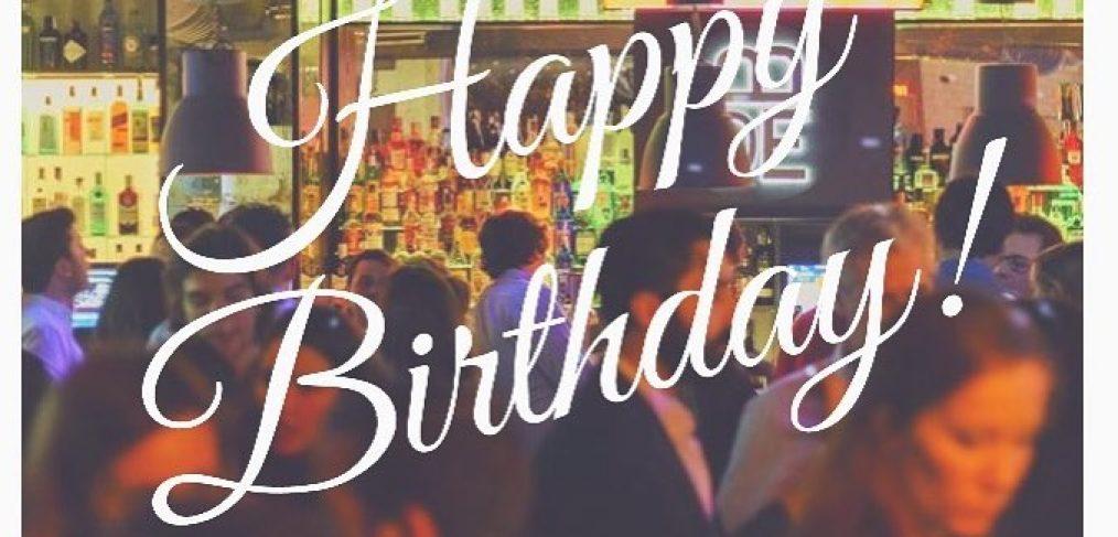 Celebra tu cumpleaños en Chamberí